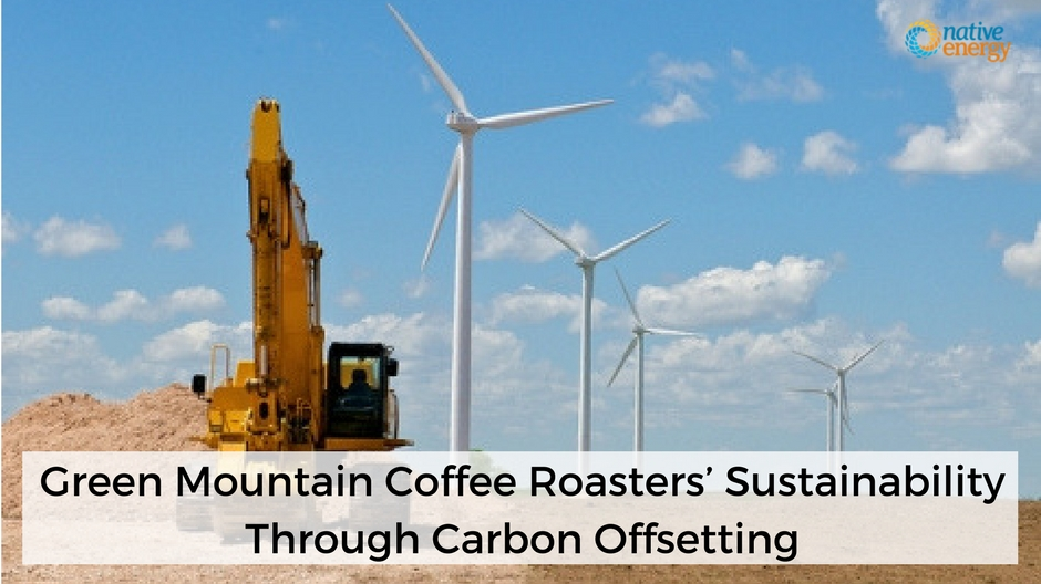 Green Mountain Coffee Roasters' Sustainability
