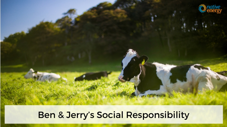 Ben & Jerry's Social Responsibility