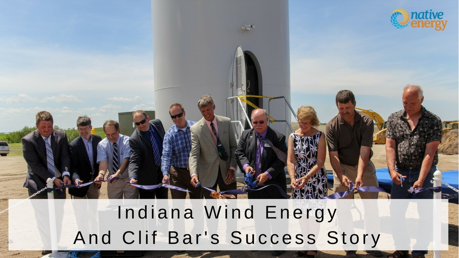 Indiana Wind Energy And Clif Bar's Success