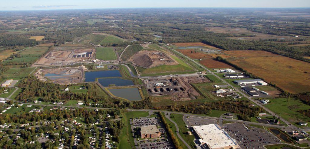 Seneca Meadows Landfill Gas To Energy Native Energy