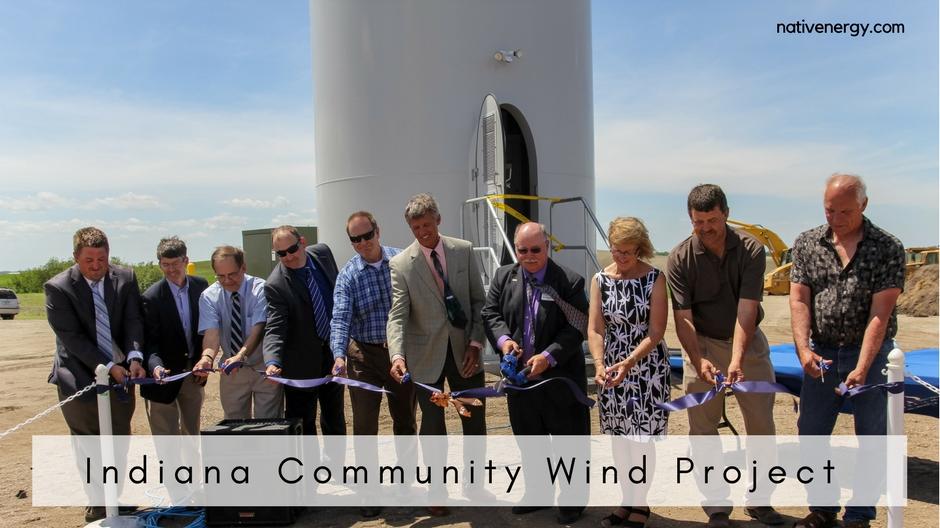 wind energy indiana