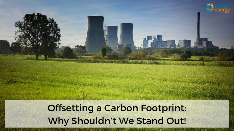 Why Should We Offset a Carbon Footprint_ It Helps We Stand Out!