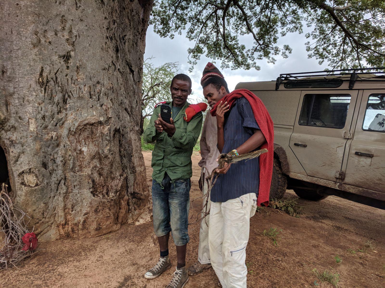 Village Game Scouts anti-poaching tool 2019